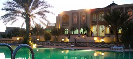 Hôtel El Mouradi 4* en petit déjeuner