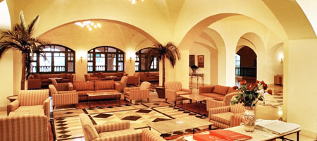Hôtel Ksar Rouge 4* en demi pension