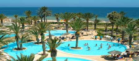 Hotel Houda Golf & Beach Cl